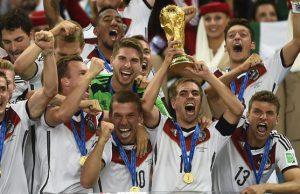Sepakbola, Piala Dunia 2018, TImnas Jerman, Germany, Mario Gotze