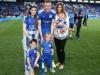 Istri Jamie Vardy Ke Rusia Bawa Anak-Anaknya