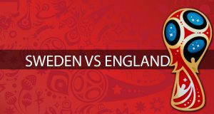 Prediksi Pertandingan 8 Besar Piala Dunia 2018 : Swedia vs Inggris