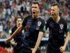 Striker Kroasia Sebut Timnya Sama Kuat Dengan Inggris