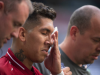 Liverpool Terancam Tampil Tanpa Firmino Kontra PSG