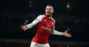 Manchester United Ingin Boyong Aaron Ramsey Dari Arsenal?