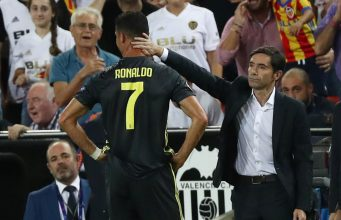 Kartu Merah Ronaldo Terlalu Berlebihan Menurut Lopetegui