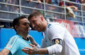 Sergio Ramos Melontarkan Sindiran Keras Untuk Griezmann