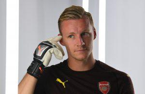 Bernd Leno Mulai Frustasi Dengan Statusnya di Arsenal