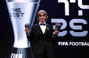 Modric : Ini Adalah Tahun Terbaik Dalam Hidup Saya