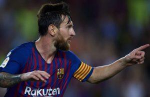 Messi Meminta Barcelona Boyong Bintang Manchester United