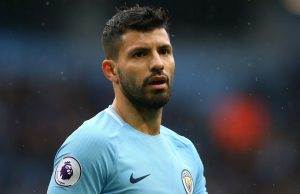 Manchester City Mulai Mencari Striker, Gantikan Sergio Aguero?