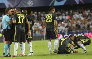 Kakak Perempuan Ronaldo, Menyingung Wasit Felix Brych