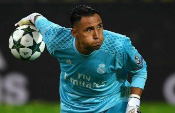 Januari, Real Madrid Bisa Kehilangan Keylor Navas