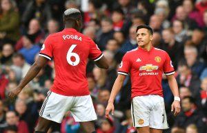 Pogba : Alexis Sanchez Masih Butuh Waktu di Manchester United
