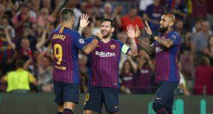 Lionel Messi Menyalip Rekor Hattrick Ronaldo Di UCL