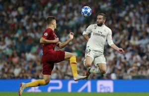 Real Madrid Menang Besar Atas AS Roma, Ini Tanggapan De Rossi