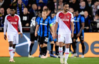 Hasil Akhir Liga Champions : Club Brugge vs AS Monaco