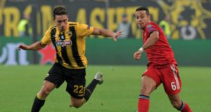 Hasil Pertandingan AEK Athena Kontra Bayern Munchen