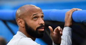 Thierry Henry Resmi Ditunjuk Menjadi Pelatih Anyar Monaco