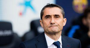 Valverde : Lawan Inter Tanpa Messi Akan Jadi Tantangan Sendiri Untuk Kami