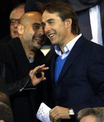 Pelatih Manchester City Ingin Ingin Menghubungi Julen Lopetegui