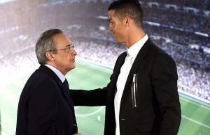 Cristiano Ronaldo Mengaku Dirinya Sudah Tidak Dibutuhkan Perez
