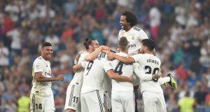 Real Madrid Tanpa Pemain Ini Saat ke Markas CSKA Moskow