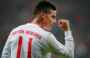 James Rodriguez Dipastikan Tidak Akan Balik Ke Madrid