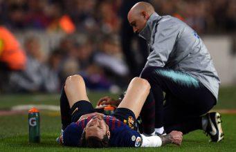 Mauro Icardi Kecewa Lionel Messi Harus Mengalami Cedera