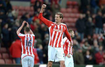 Peter Crouch Menegaskan Stoke City Bisa Mengalahkan Tim Manapun