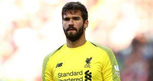 Posisi Alisson Becker di Liverpool Dalam Berbahaya