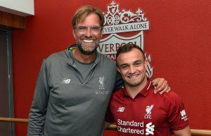 Shaqiri Berharap Bisa Memenangkan Liga Champions Bersama Liverpool