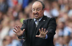 Man United Sedang Terpuruk, Rafa Benitez Tak Ingin Meremehkan