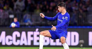 Melempem, Chelsea Mulai Mencari Pengganti Alvaro Morata