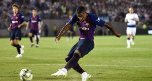Sering Dicadangkan, Malcom Ingin Tinggalkan Barcelona