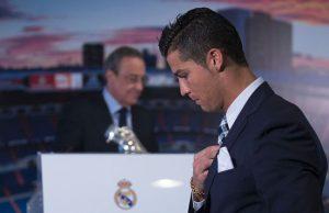Cristiano Ronaldo Tinggalkan Real Madrid Karena Perez?