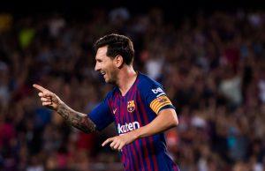 Pulih Dari Cedera Lionel Messi Dipastikan Bermain Melawan Betis