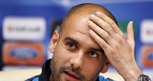 Guardiola : Kami Harus Berhati-Hati Dengan MU Dimenit Akhir