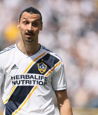 Pihak LA Galaxy Menepis Kabar Ibra Akan Hengkang