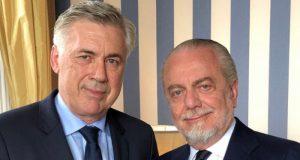 Pemilik Napoli Persilahkan Ancelotti Untuk Belanja Pemain