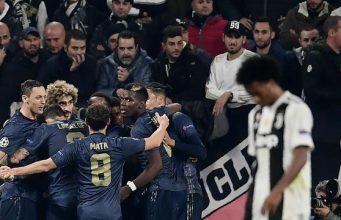 Kemenangan Man United Atas Juventus Dinilai Kebetulan