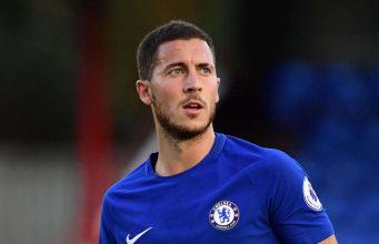 Eden Hazard Tidak Fokus Dalam Mengejar Ballon d'Or
