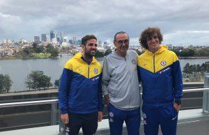 Maurizio Sarri Sudah Izinkan Fabregas Gabung AC Milan