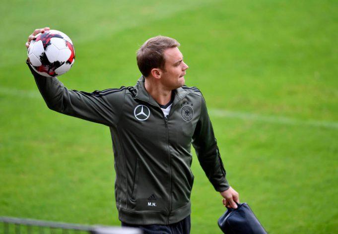 Manuel Neuer Ingin Akhiri Musim Di Tingkat Teratas Bersama Timnas Jerman
