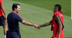 Neymar Memberikan Dukungan Untuk Unai Emery