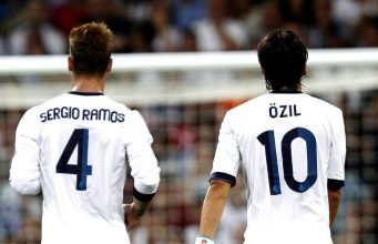Kapten Real Madrid Kesal Ketika Mesut Ozil Dijual