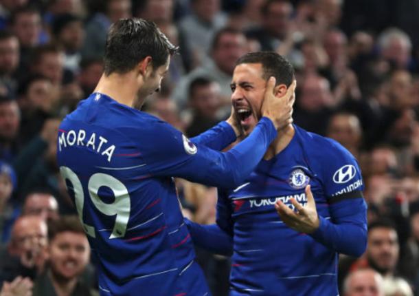 Chelsea Sukses Menaklukkan Crystal Palace