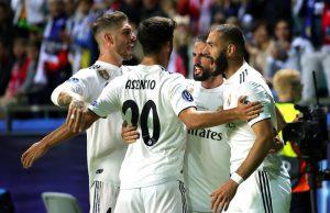 Real Madrid Ingin Kembali Tancap Gas Ke Posisi Klasmen Teratas