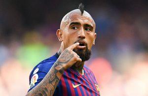 Vidal Sukses Bantu Barcelona kalahkan Cultural Leonesa