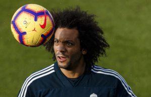 Marcelo Mengaku Real Madrid Merasa Kehilangan Cristiano Ronaldo
