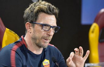 Eusebio Di Francesco Ingin Kembalikan Semangat Timnya Kembali