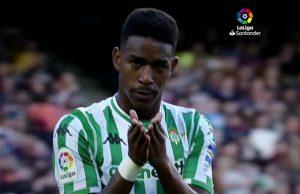 Junior Firpo Tegaskan Dirinya Betah Bersama Real Betis
