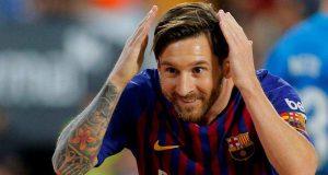 Valverde Sebut Messi Pemain Terbaik Didunia Meski Tidak Menangkan Ballon d'Or